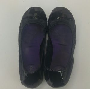 me too Shoes - Me Too Black Ballet Flats Size 9m Shoes l